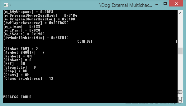 Dog External Multichack 11.05.2019